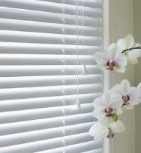 Decora 25mm Wood Effect Metal Venetian Blind